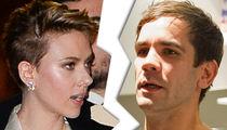 Scarlett Johansson Ends Speculation, She's Getting Divorced