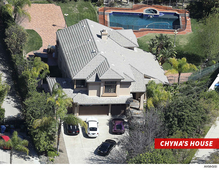 Image result for blac chyna house