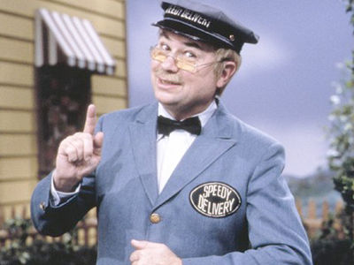 Mr. McFeely in 'Mister Rogers' Neighborhood' 'Memba Him?!
