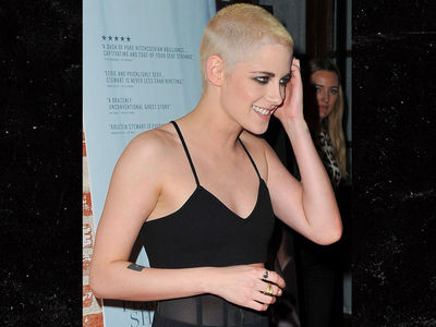 Kristen Stewart Unveiled a New Buzz Cut (PHOTO)