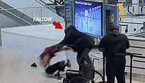 Faizon Love's Airport Attack was BRUTAL! (SURVEILLANCE VIDEO)