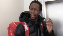 French Tennis Star Gael Monfils Hasn't Heard Of Pepe Le Pew (SAD VIDEO)