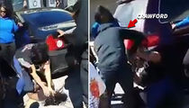 Boxing Champ Terence Crawford Breaks Up Violent Girl Fight (VIDEO + DOCUMENT)