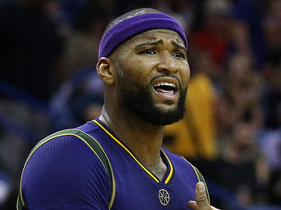 DeMarcus Cousins Fined $50,000 for Cussing Out Fans (VIDEO)