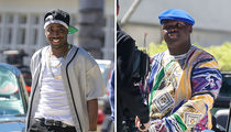 Notorious B.I.G. and Tupac Back to Work On 'Unsolved' TV Mystery (PHOTOS)