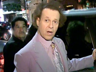 Richard Simmons 'Perfectly Fine' After Welfare Check ... NOT Held Hostage