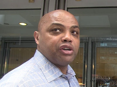 Charles Barkley Blasts Trump ... Over NCAA Bracket Diss (VIDEO)