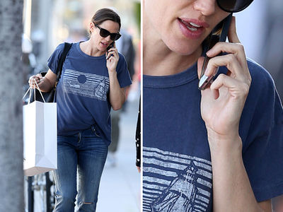 Jennifer Garner -- No Ring of Truth to Reconciliation with Ben Affleck (PHOTO)