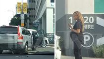 Pregnant Ciara In Car Accident In L.A. (UPDATE) (VIDEO + PHOTO GALLERY)
