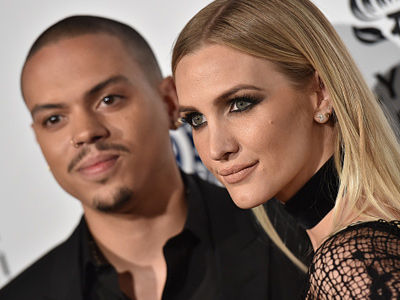 See Ashlee's CUTE Kids with Evan Ross and Pete Wentz NOW -- They're Beautiful!