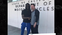 Chief Keef Now Legal to Drive Fleet of Cars (PHOTOS)