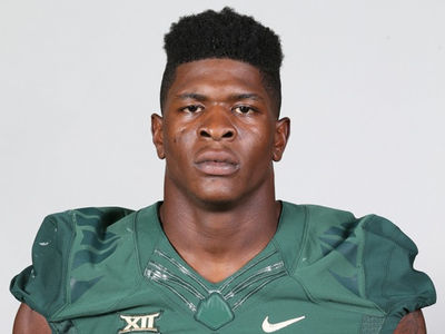 Ex-Baylor Football Player Attacks Woman, Goes Berserk on Cops
