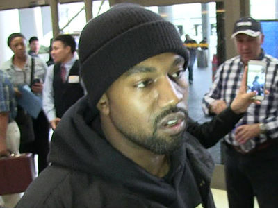 Kanye West, No 'American Idol' For Me