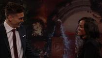 New 'Bachelorette' Rachel Lindsay Meets Her Guys, One's Ready to Go Black (VIDEO)