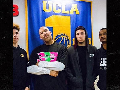 LaVar Ball Family Home Burglarized During High School Game (UPDATE)