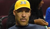 LaVar Ball Blames 'White Guys' for UCLA Sweet 16 Loss
