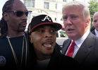 T.I. Blasts Prez Trump with String of Insults, Over Snoop Dogg