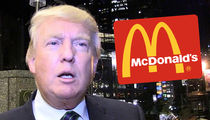 McDonald's Says Trump Attack on Twitter Was Hack Job