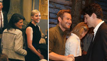 Ivanka Trump, Justin Trudeau Together Again ... On Broadway!!! (PHOTOS)