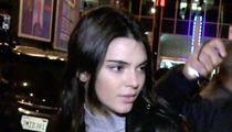 Kendall Jenner Robbed Blind in Burglary