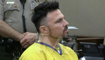 Ex-'Power Rangers' Star Cops Plea in Roommate Stabbing Death (PHOTO + VIDEO)