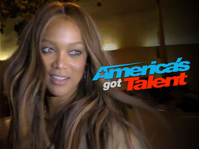 Tyra Banks Diva Warnings Go Up at 'AGT' And So Far ...