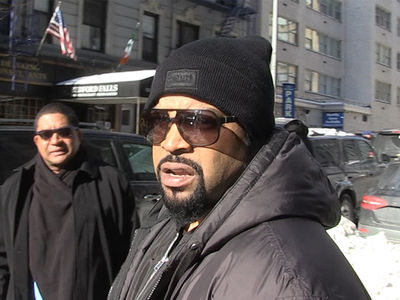 Ice Cube to Lakers -- TANKING IS GARBAGE ... Don't Write Off D'Angelo (VIDEO)