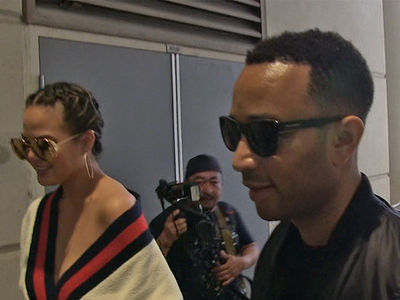 John Legend Thinks Drake Does a Mean John Legend Impression (VIDEO)
