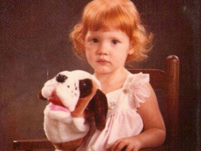Guess Who This Redheaded Gal Turned Into!