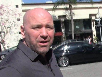 Dana White -- Greg Hardy's Not On Our Radar ... Must Prove Himself First (VIDEO)