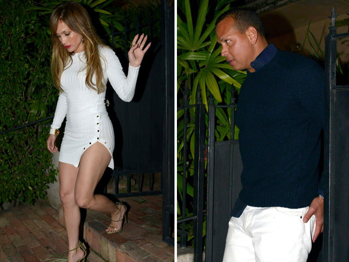 ti dating j lo Jlo and arod may have only been together for one year, but they've quickly become one of hollywood's most stylish couples whether.
