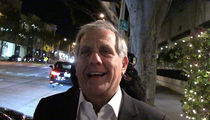 Les Moonves -- Colbert Would Win Even if Trump Didn't (VIDEO)