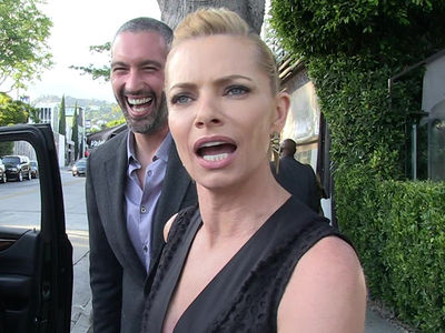 Jaime Pressly Got Robbed Blind, Just Like Kendall