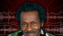 Chuck Berry's Death, Cops Respond to Cardiac Arrest Call (AUDIO)