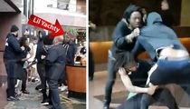 Lil Yachty's Bodyguard Brawls at SXSW (VIDEO)