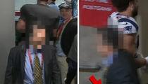 Tom Brady Suspect Video Released ... Allegedly Capturing Jersey Heist (VIDEO)