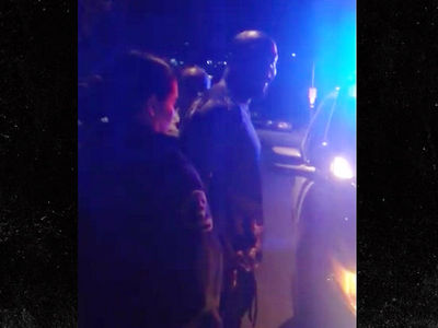 Wyclef Jean Handcuffed in Mistaken ID Pullover (VIDEO)