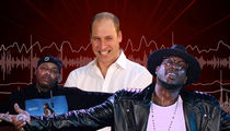 Prince William's Dance Moves Get Their Own Song, Courtesy Luniz (AUDIO + VIDEO)