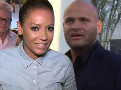 Mel B, Stephen Belafonte Divorce Breakthrough, Family Therapy