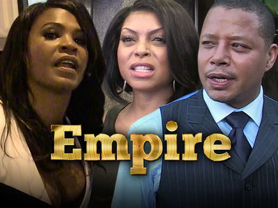Nia Long -- 'Empire' Hair and Makeup Lodged Complaint, Nia Threatened Suit