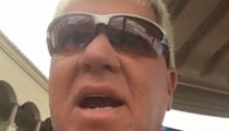 John Daly Calls BS On The Rock ... You Hit 490 Yard Drive? Prove It. (VIDEO)