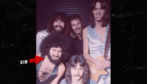 Boston Drummer Sib Hashian Dies On Rock Cruise Ship