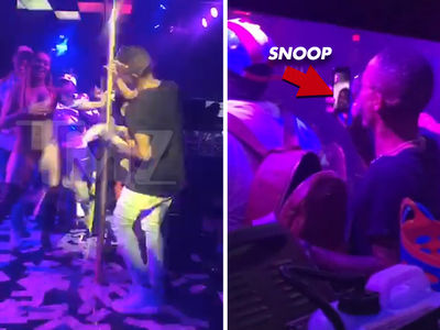 Bow Wow Won't Stop Partying For 30th ... Blows $15k on Strippers (VIDEO)