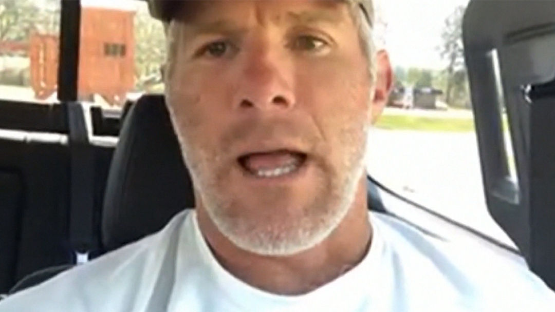 brett favre i know i can play at nfl level but i don t wanna get play video content