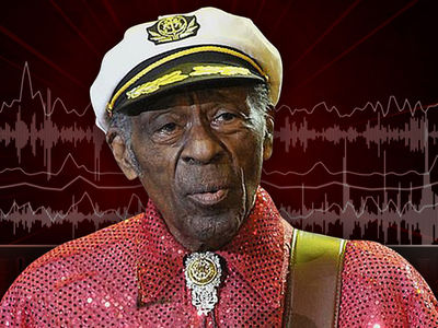 Chuck Berry 911 Call ... 'He's Barely Breathing' (AUDIO)
