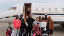 Broncos' C.J. Anderson Puts $18 Mil Contract to Use ... Private Jet to Hawaii (PHOTO)