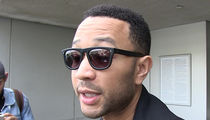 John Legend -- Luggage Stolen at JFK (MUG SHOT)