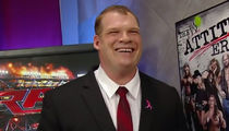 WWE Legend Kane Running For Mayor In Tennessee