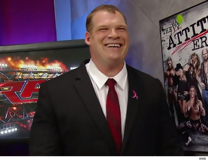 There could be a Big Red Mayor in Tennessee next year ... 'cause WWE legend Kane is running for office!!