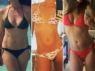 Hot Bods Over 50 -- Guess Who!